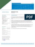 Bawag Company Profile