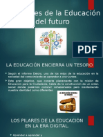 Los Pilares de La Educación Del Futuro UES