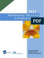 Manufacturing 2011