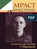 (eBook) The Impact of Awakening - Adyashanti.pdf