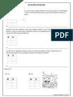 Atividade de Matematica Problemas 2