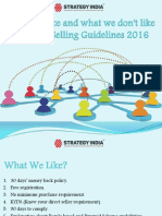 What is Good and Bad about Direct Selling Guidelines