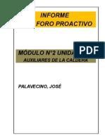 ENVIO FORO MÓDULO N°2 UNIDAD 6