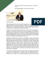Carta ao Planalto sobre a atuação da Máquina Operacional do Estado – A Operação da Saúde, Educação e Segurança.docx