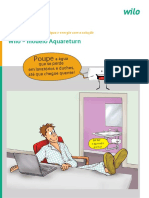 Folheto Comic Wilo Modelo Aquareturn_pt