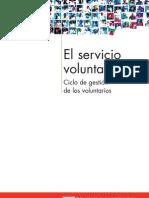El servicio voluntario
