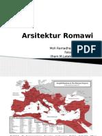 Arsitektur Romawi