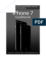 PDF eBook iPhone 7 Guidebook by Thomas Anthony Download Book