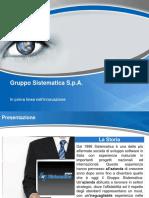 Presentazione Sistematica