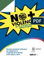Directorio Violencia CIPAF