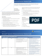 Telesales Guide - Professional Services_Final
