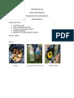 Data Pengamatan Kompos