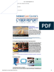 Cyber Report Aug 2016
