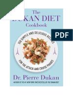 Dukan Diet Cookbook Pdf