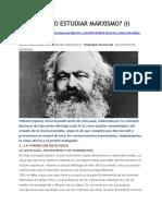 Estudiar Marxismo PCV 170409