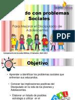 Lidiando Con Problemas Sociales