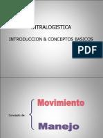 Clase-Introduccion a La Intralogistica 2015