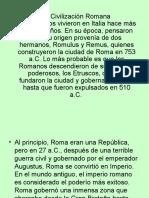 200802011521080.Presentacion Civilizacion Romana Epoca Antigua
