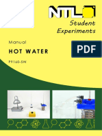 Experiment Manual (Extraction) ENG