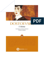 Scarica Il Libro l Idiota Di Fyodor Dostoyevsky PDF