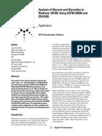 Metdo Astm d6584 Esplicado x Agilent