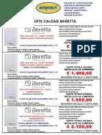 Offerta Caldaie Beretta PDF