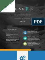 Sparrk-Reimagining Television Industry