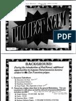 RJR Project SCUM 1995