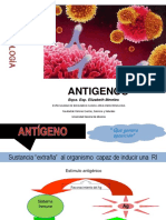 Clase 2 Antigenos