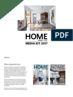 Home Journal Media Kit 2017