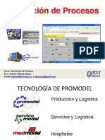 Modelos Practicos Con ProModel