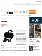 John Mayer   Mixonline