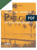 Livro Português Para Estrangeiros