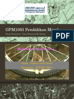 GPM1083 Pendidikan Moral
