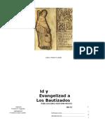 2 Id y Evangelizad a Los Bautizados - José Prado Flores