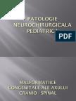 PATOLOGIE PEDIATRICA
