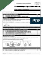 PPREV04 - Procedimento Preventivo Eletrica e Equipamentos