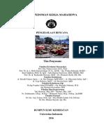 BPKM MK Pengelolaan Bencana RIK 2016