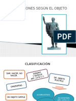 Documents.tips Obligaciones Segun El Objeto