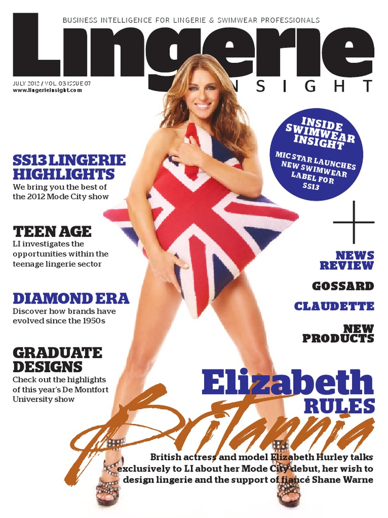 7767ba237a Lingerie Insight July 2012