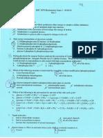 Exam 3 2012