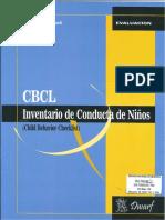Cbcl Manual Copia