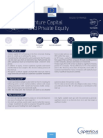 Access to Finance Venture Capital - Factsheet