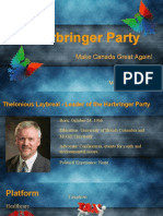 the harbringer party  1