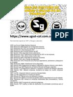 Normatividad Vigente en SST y Riesgos Laborales