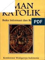 025 Iman Katolik- Buku Informasi Dan Referensi by Catholic Church. Konferensi Waligereja IndonesiaTake Our Survey New! WWW.ebooKKRISTIANI.marsELLOGINTING.com(1)