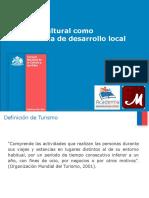 Turismo Cultural Como Herramienta de Desarrollo Local
