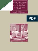 Competencias Básicas en las Tecnologías de la Información y de la Comunicación (TIC)