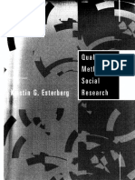 Qualitative Methods in Social Research-esterbeg