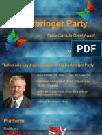the harbringer party  5